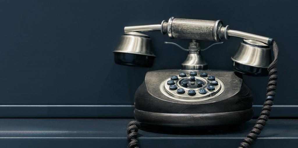 25. April, Tag des Telefons
