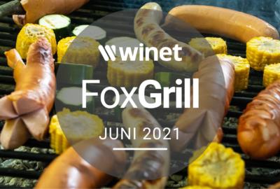 FoxGrill corporate event June 2021