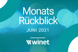 Winet monthly review June 2021